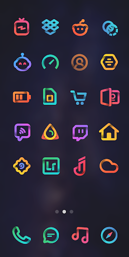 Folds - Icon Pack 이미지[3]