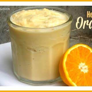 Healthy Orange Julius.