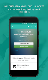 Download App IMEI Checker and free Unlocker APK latest version for PC