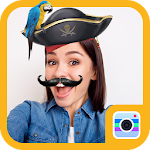 Hat Change Camera-Cool&funny Hat Photo Editor Icon