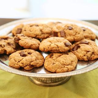 Vegan Cookies- Chocolate Chip Cookies