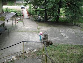 Photo: mesto u kampu gde ima vode