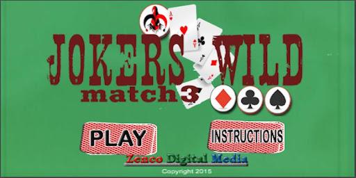 Jokers Wild Match 3