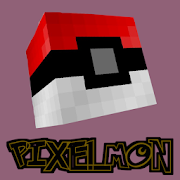 Pixelmoon PokeCraft Mods MCPE 2018 New Version