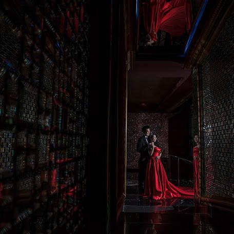 Wedding photographer lie xian de (liexiande). Photo of 09.12.2017