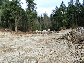 Photo: SITE OF CONSTRUCTION