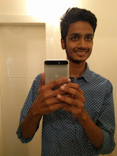 Photo: Giveaway winner Sumith from India showing off his new Nexus 6P.