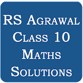 RS Agrawal Class 10 Maths Solutions Android APK Download Free By Devotionalappszone