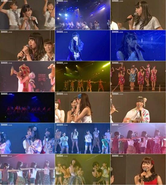 "(LIVE)(公演) HKT48 チームH ""青春ガールズ"" 公演 141030"