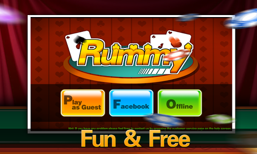 Indian Rummy Offline ♣ Klub