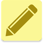 Xnotes - notes, bloc-notes, cahier icon