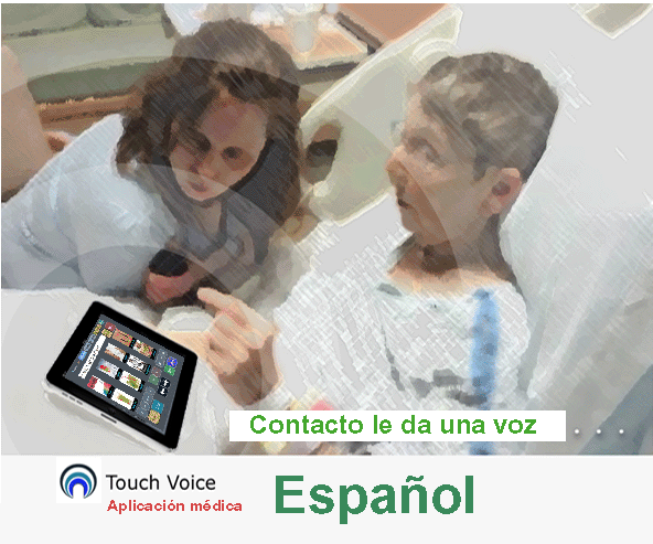 Touch Voice Español- screenshot
