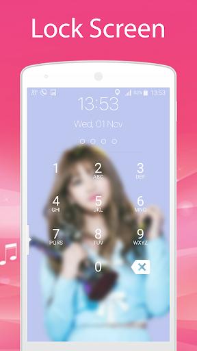 lock screen kpop for PC