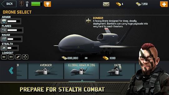 Drone Shadow Strike 1.4.44 MOD (Unlimited Money) 4