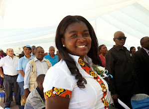 Photo: Elizabeth Ndiviayele: Chief Fisheries Biologist