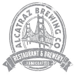 Logo for Alcatraz Brewing Company