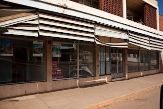 Photo: Abandoned town Kadoma in central Zimbabwe / Opuštěné město Kadoma v centru Zimbabwe