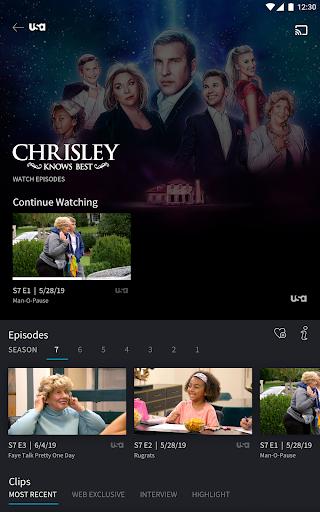 USA Network screenshot 15