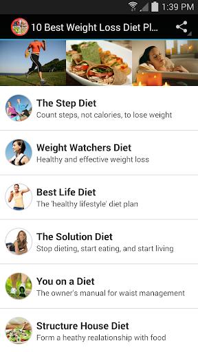 减肥饮食计划