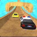 US Police VS Gt Car Stunts GT Stunts Racing 3 icon