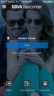 Bancomer móvil Screenshot 6