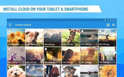 Cloud Mail.Ru:  Keep your photos safe  screenshots 9