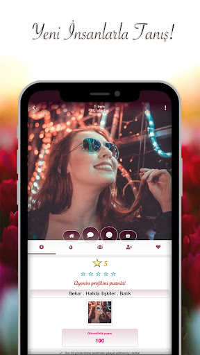 ElitAsk Dating Site - Free Meeting Live Chat App 5.1.8 screenshots 1
