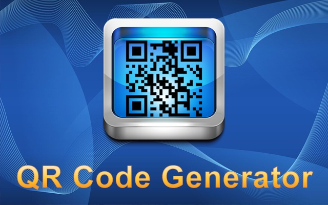 Qr code generator chrome web store qr code generator let you to generate a qr code for plain text sms business card and more reheart Images