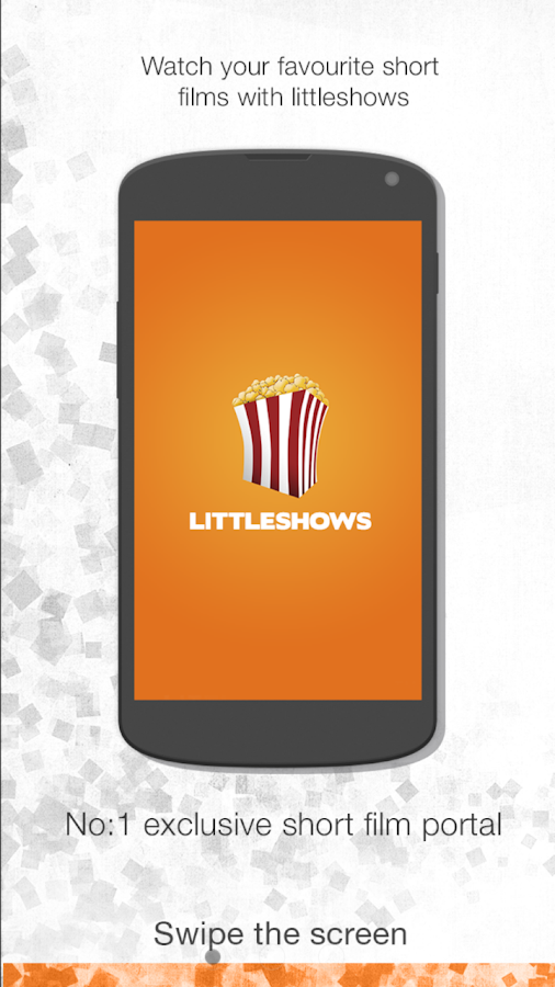 LittleShows- screenshot