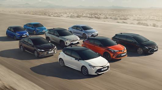 Últimos días del Outlet Ocasión de Toyota Almería