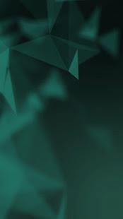 Download triangle wallpaper hd - green aesthetic wallpaper For PC Windows and Mac apk screenshot 1
