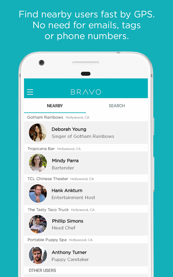BRAVO- screenshot