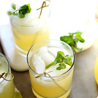 Skinny Margarita Made With All Natural Ingredients.