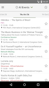 WOMEX - the World Music Expo - náhled