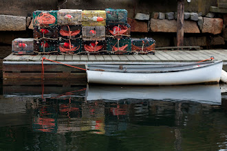 Photo: Lobster traps Rockport Harbor, ME  #365project curated by +Simon Kitcher+Patricia dos Santos Patonand +Vesna Krnjic