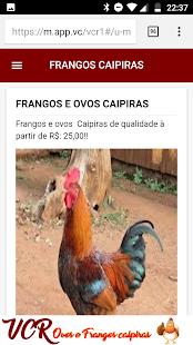 Vcr Ovos e Frangos Caipiras - náhled