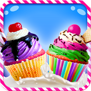 Game Cupcakes Maker - Kids Cooking Game APK for Windows Phone