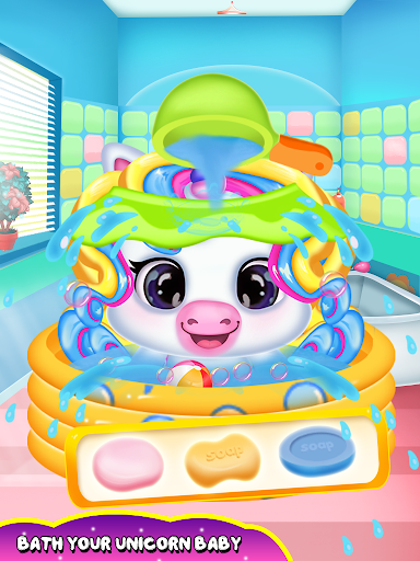 My little unicorn baby daycare activities screenshot 6