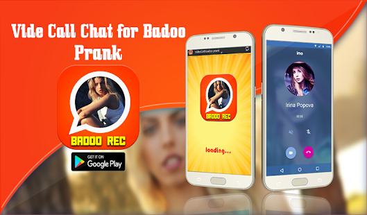 Video call chat for Badoo Joke APK for Blackberry | Download