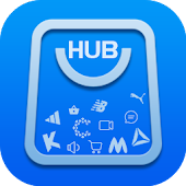 Social News Shop Messenger+ Hub Icon