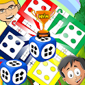 Ludo Dice Board Game icon