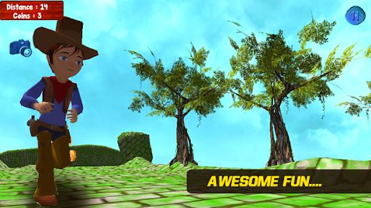 Spirits Runner screenshot 1