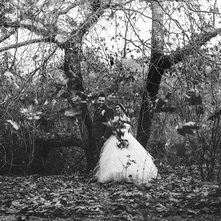 Fotógrafo de bodas Fidel Virgen (virgen). Foto del 23.01.2018