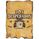 Logo of Dos Desperados Ruffian Red