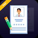Resume Maker Pro 2020 – CV maker, All Format icon