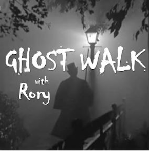 Charity ghost walk in town next month