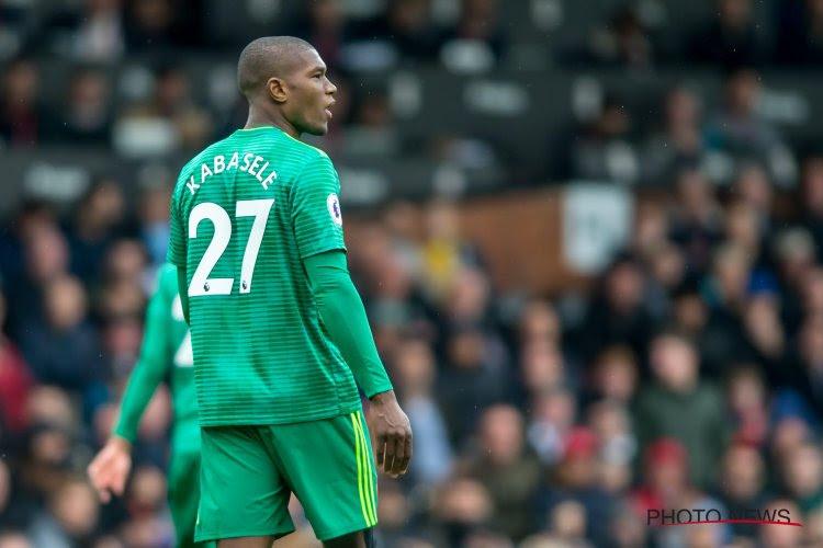 """Christian Kabasele est rassuré : """"Le club ne met aucune pression et tout est fait pour qu'on soit en sécurité"""""""