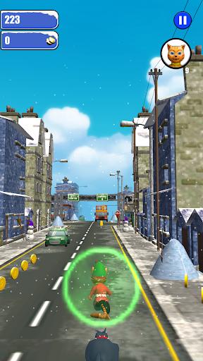 狮子猫雪润 - 冷冻城市