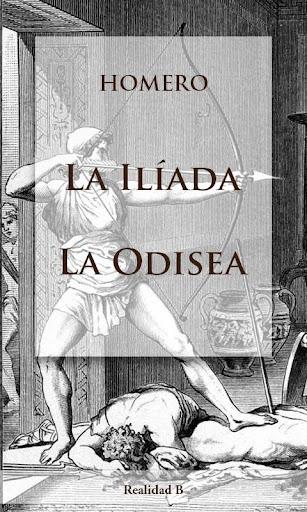 LA ILÍADA Y LA ODISEA - HOMERO