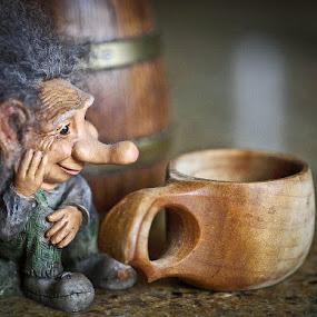 troll by Dmitry Samsonov - Artistic Objects Toys (  )